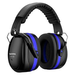 Mpow 035 Protective Earmuffs, Shooters Hearing Protection Ea