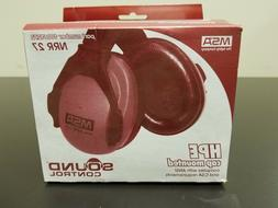 10061272 cap mounted hpe ear muffs 27db