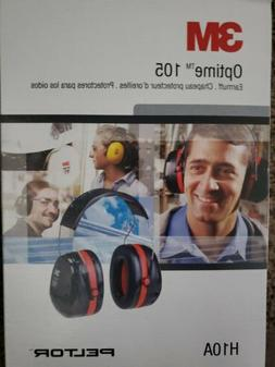 Peltor 247-H10A Peltor Twin Cup Hearingprotector Nrr 29Db