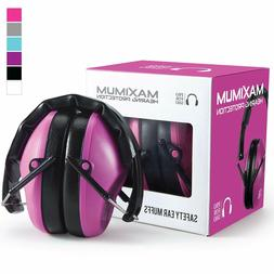 34dB Shooting Ear Protection - Special Designed Ear Muffs Li