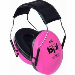 3M Peltor H510AK 442-RE Kid Earmuffs with Headband Ear Defen