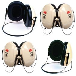 3M Peltor Optime 95 Behind The Head Earmuffs Hearing Co The