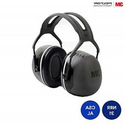 3M Personal Protective Equipment 3M PELTOR X5A Over-the-Head