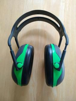 3M Peltor X1A Over the Head Ear Muffs Noise Protection NRR 2