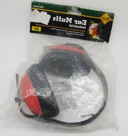 WESTERN SAFETY 43768 INDUSTRIAL EAR MUFFS PROTECTION SHOOTIN