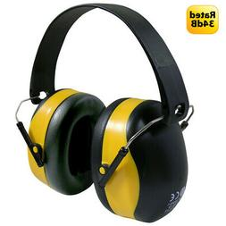Laser 47008 Safety Headband Ear Muffs Light Weight Fold Up N