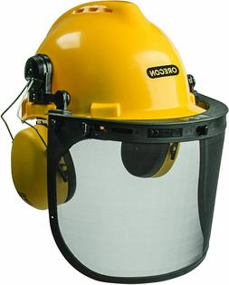 Oregon 563474 Chainsaw Safety Protective Helmet With Visor C