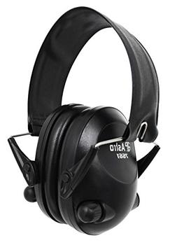 Astro 7661 Dual Volume Control Electronic Safety Earmuffs