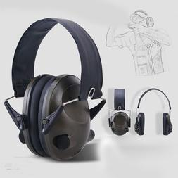 New TAC 6S Anti-Noise Audio Headphone Tactical Shooting Head