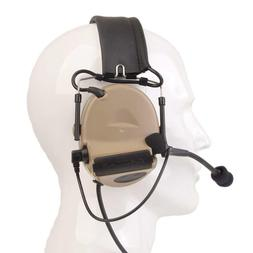 Armorwerx Hearing Protection Earmuffs Communication Headset