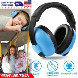 Baby Hearing Protection Earmuff Toddler Noise Cancelling Ear