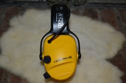Sperian Bilsom Impact Electronic Muffs - Adjustable Silence
