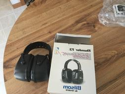 Bilsom Thunder T3 Ear Protection Muffs NEW UNSUED