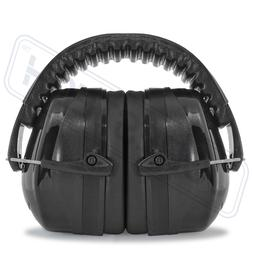 Ear Muffs Hearing Foldable Noise Reduction Protection Gun Sh