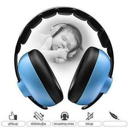 Blue Children Baby Ear Muffs Hearing Protection Earmuffs Noi