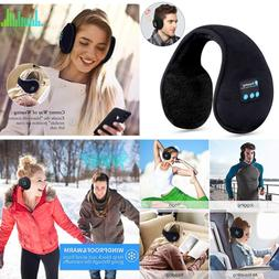 Bluetooth Ear Muffs Noise Cancelling Warmer W Wireless Headp
