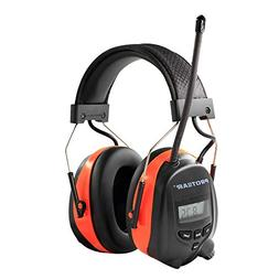 Bluetooth & Radio AM/FM Hearing Protection Ear Protector - W