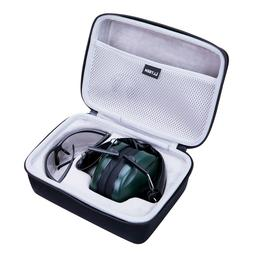 Case for Caldwell E-Max 23 NRR hearing protection earmuff wi