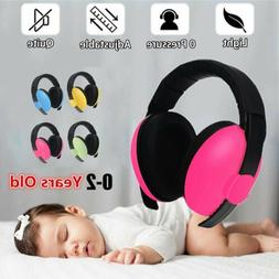 Child Baby Hearing Protection Safety Ear Muffs Kids Noise Ca