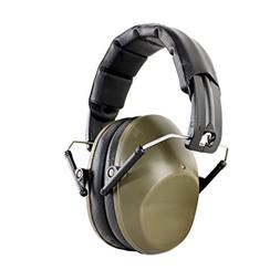 TITUS Low-Profile 34 Decibel NRR Safety Earmuffs