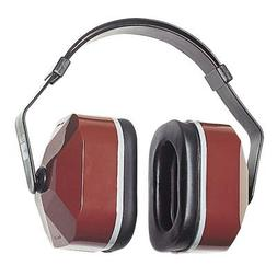 3M Personal Safety Division E-A-R Muffs, 25 dB NRR, Maroon,