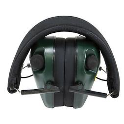 Caldwell E-Max Electronic Hearing Protection Ear Muffs Green
