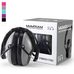 Ear Muffs 34db Shooting Maximum Special Protection Noise Can