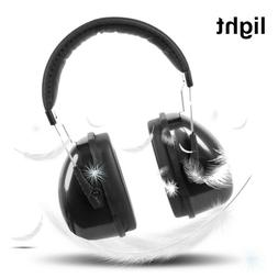 Ear Muffs Hearing Protection Shooting Noise Reduction Safety