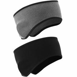 Ear Warmers Cover Headband Winter Sports Headwrap Fleece Ear