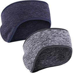 Obacle Ear Warmers Headband for Winter Non Slip Earmuff for