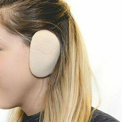 Sprigs Earbags Bandless Ear Warmers/Fleece Earmuffs with Thi