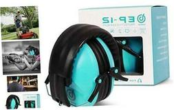 EAREST Protection Ear Muffs, Noise Reduction Safety Ear Muff
