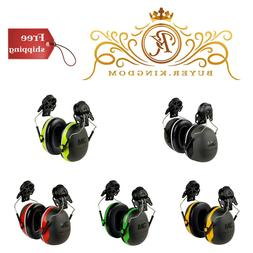Earmuffs One Size Fits Most Stainless Steel Band Constructio