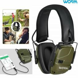 MPOW Electronic Ear Defenders Shooting Protector Earmuffs Ac