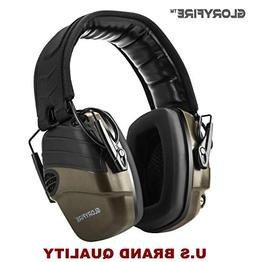 GLORYFIRE Electronic Shooting Earmuff Sound Amplification 6