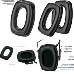 Zohan Ep01 Gel Ear Pads For Howard Leight By Honeywell Impac