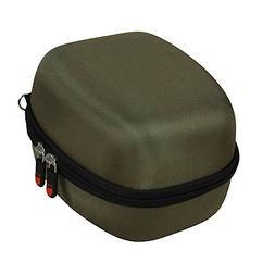 Hermitshell Travel Case Fits Peltor Sport Tactical 100 Elect