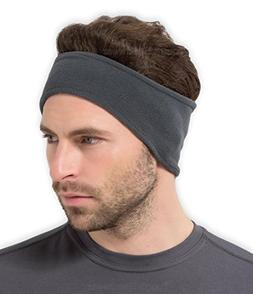Tough Headwear Fleece Ear Warmers Headband/Ear Muffs for Men