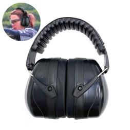 Foldable Ear Muffs Noise Reduction 34dB Hearing Protection G