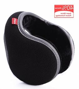 TopRush Foldable Ear Warmers/Ear Muffs - High-Class Windproo