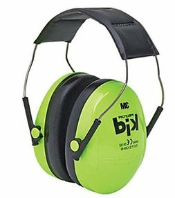 Peltor Peltor Kids Green Ear Defenders/Protectors