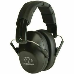 Walkers GWP-FPM1 Pro Low Profile Passive Earmuffs Hearing Pr
