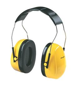 3M  H9A Peltor Optime 98 Over-The-Head Earmuffs, Plastic, 3.