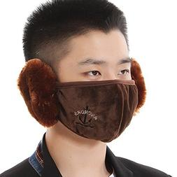 half cover face mask winter