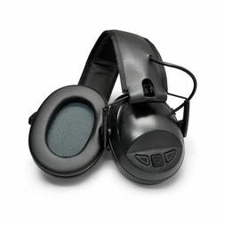 Hearing Protection Ear Muffs Sound Amplification Electronic