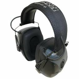 Honeywell Impact Pro High NRR Sound Amplification Earmuff, B