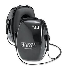 Howard Leight Leightning Black Behind Neck Protective Earmuf