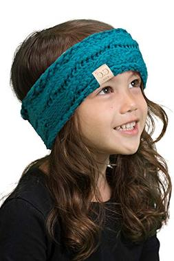 HWK-6847-46 Kids Headwrap - Teal
