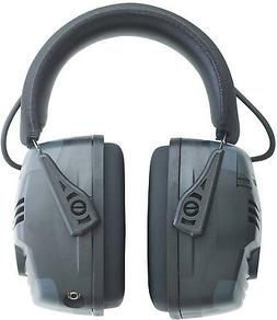 Howard Leight Impact Pro Earmuff, Black, Electric, NRR 30, A