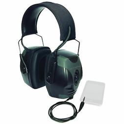Howard Leight, Impact Pro Earmuff, Black, Electric, NRR 30,